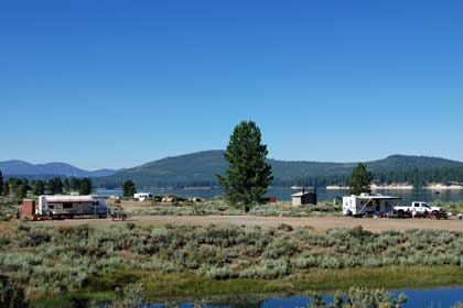 Stampede Reservoir Camping And Rv Parks