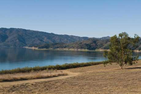 Lake Casitas: Boating, Fishing, Water Skiing