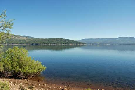 Photo of Stampede Reservoir
