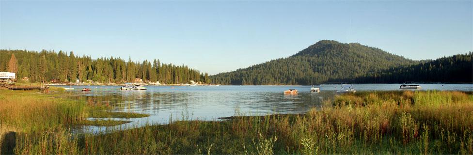 Bass Lake Fishing