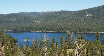 Photo of Huntington Lake, CA