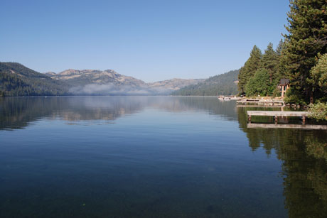 Donner Lake Summer Donner Lake