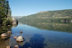 Photo of Paddleboarding on Donner Lake, CA
