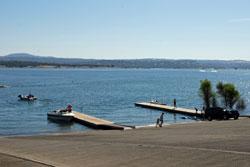 Folsom lake boating marinas boat rentals for Folsom lake fishing