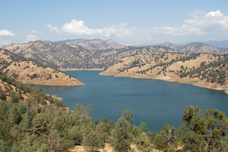Photo of Pine Flat Lake