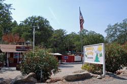 Pine Flat Lake Camping