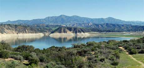 Photo of Cachuma Lake, Santa Barbara County, CA