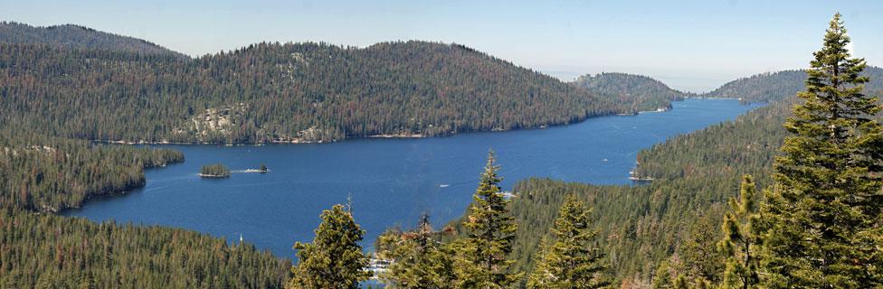 Huntington Lake Directions