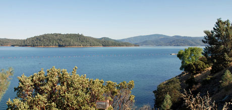 Photo of Lake Oroville, CA