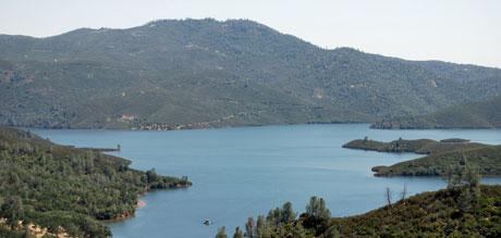 Lake mcclure boating mobile site for Lake mcclure fishing report