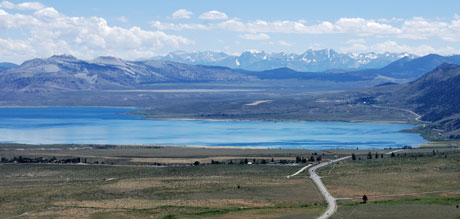 Photo of Mono Lake, CA