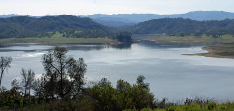 Photo of Lake Nacimiento, San Luis Obispo County, CA