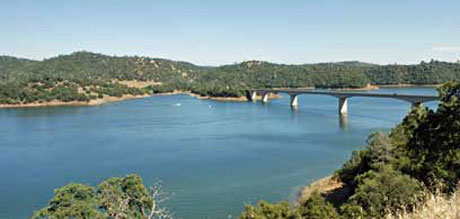 Photo of New Melones Lake, CA