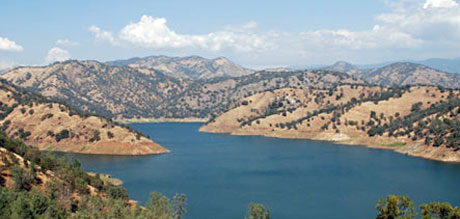 Photo of Pine Flat Lake, CA