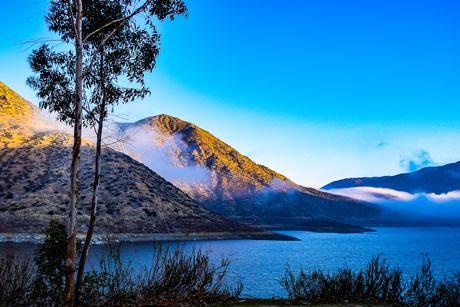 El Capitan Reservoir: Boating, Fishing, Water Skiing
