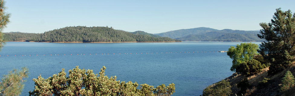Lake Oroville Boating